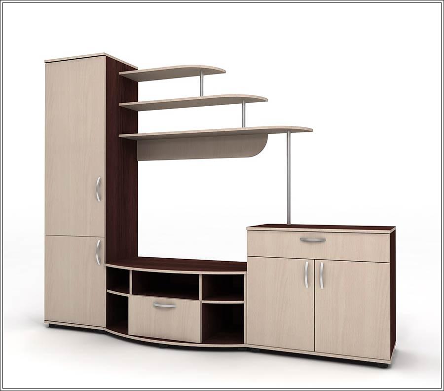 Корпусная мебель из МДФ